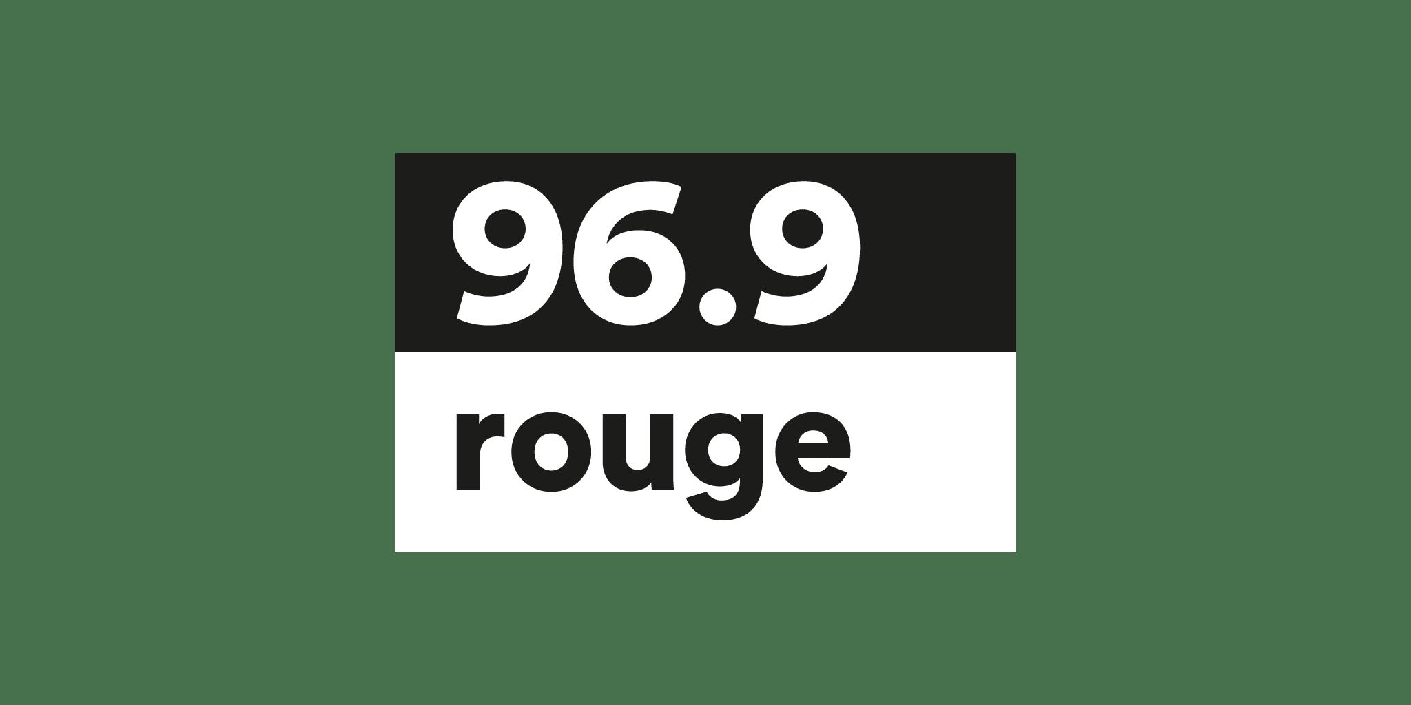96.9 Rouge Saguenay–Lac-Saint-Jean