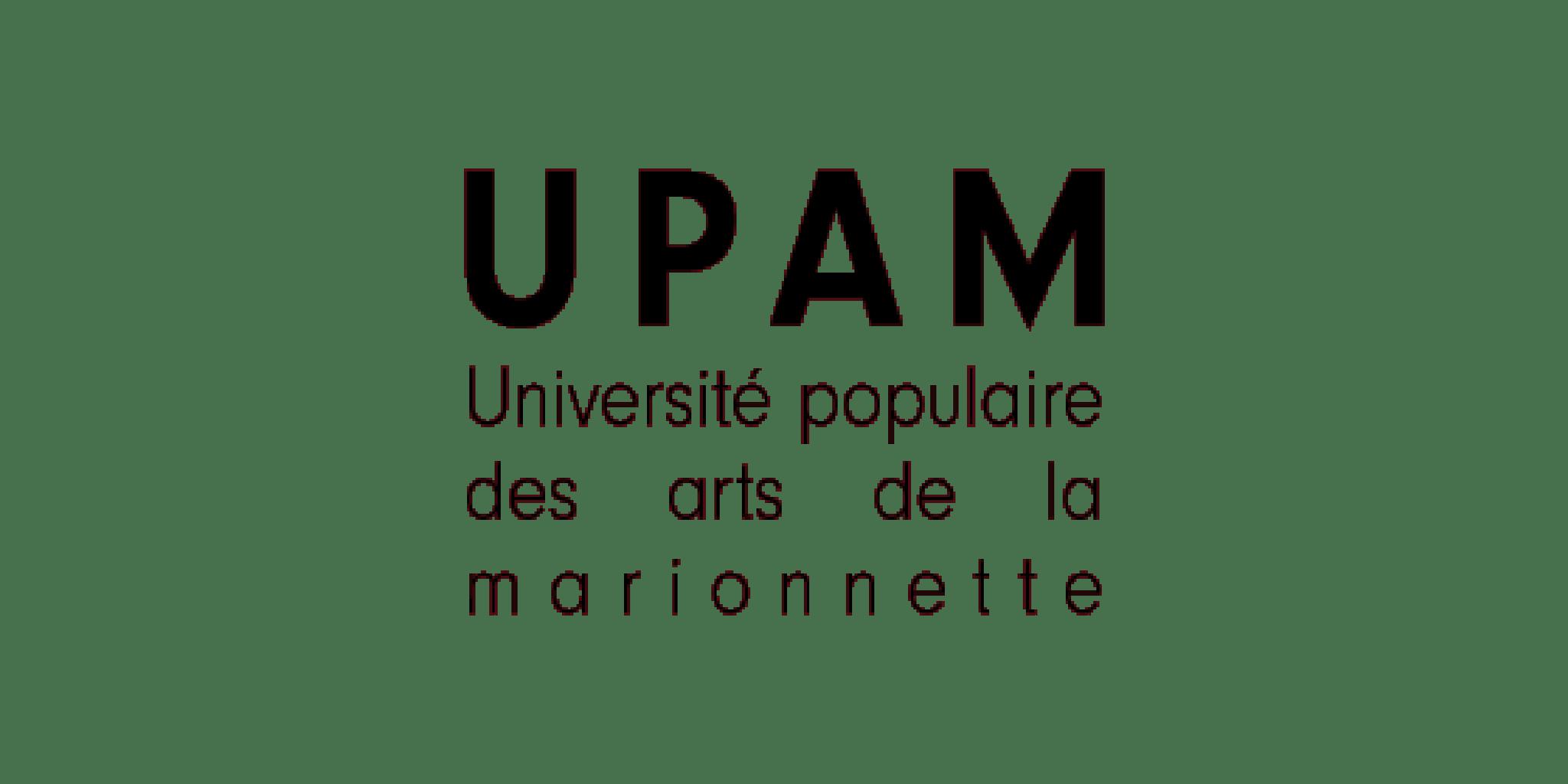 UPAM – Université populaire des arts de la marionnette
